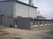Halls for lease – storage and production spaces in Prešov.